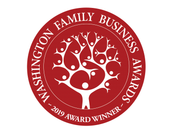 2019 Washington Family Business Award Winner