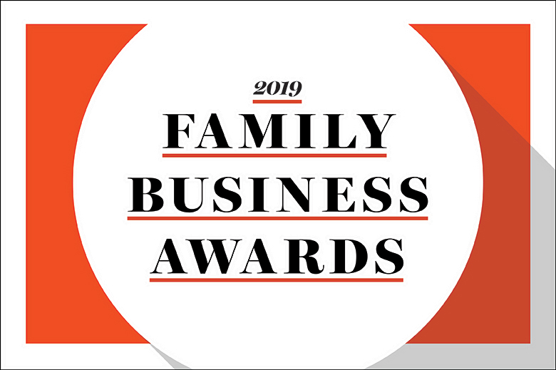 Seattle Business Mag Family Business Award 2019